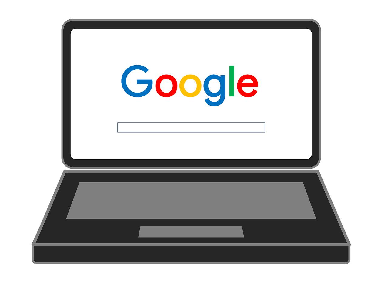 Googleの検索エンジンのアルゴリズム変更によって順位が下落する